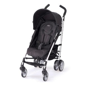 A Typical Baby Stroller in Minnesota