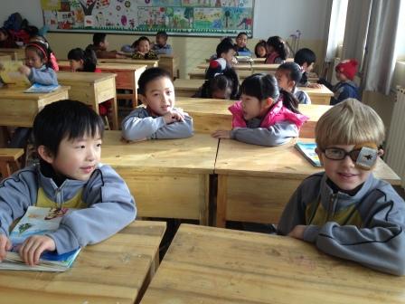 Asher's First Grade Classroom